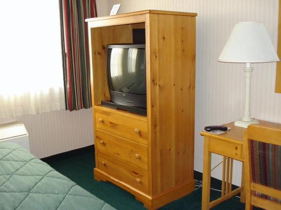 Comfort Inn & Suites North Conway : tv