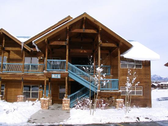 our view from the resort picture of wyndham pagosa. Black Bedroom Furniture Sets. Home Design Ideas