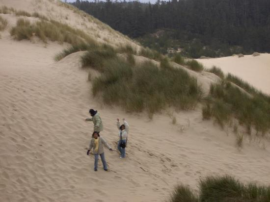 Reedsport, Oregón: Dunes
