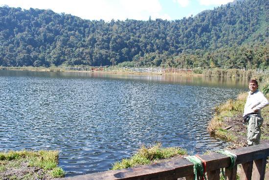 Pelling, India: Kechupuri Lake