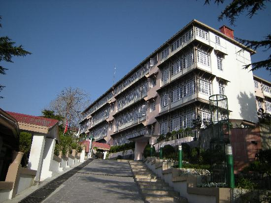 Grand Central Hotel: A Hotel/Guest House for Central Government Employees with all facilities