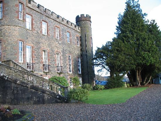 Stobo castle deals scotland