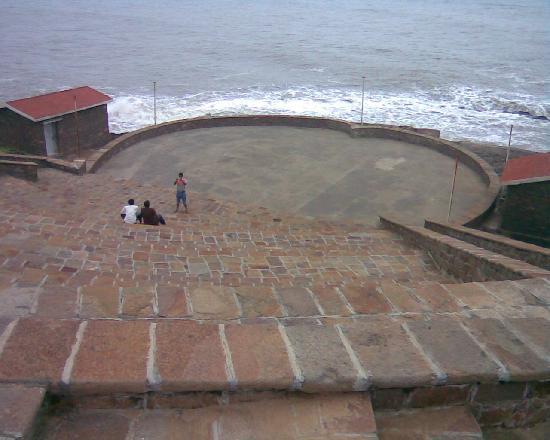 Diu, India: OAT at the beach