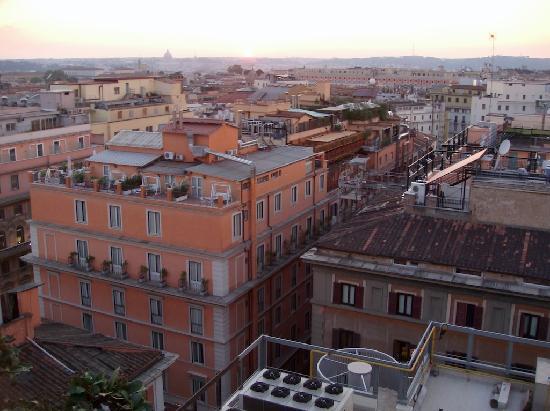 Hotel Mediterraneo Rome Restaurant