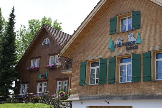 Teufen, Switzerland: Waldegg und Schnuggebock