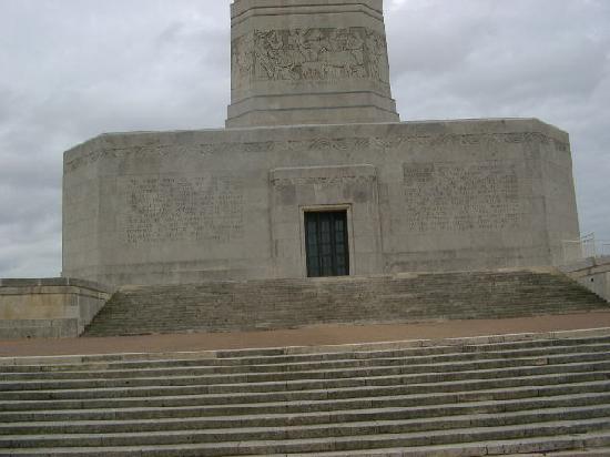 San Jacinto Battleground State Historic Site : San Jacinto Monument