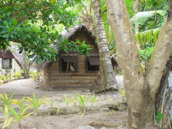Ha'atafu Beach Resort : Traditional Accomodation