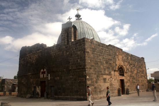 Izra, Syria: Greek Orthodox Church of St George