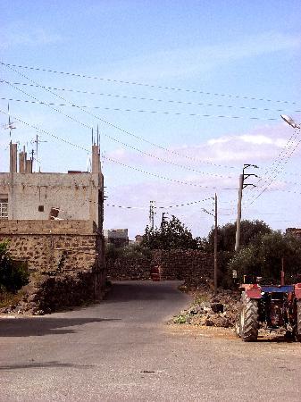 Ezraa (Izra), Syria