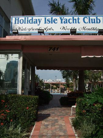 Foto de Holiday Isle Yacht Club
