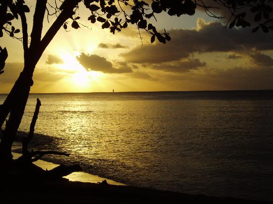 East Winds Inn St Lucia Sunset