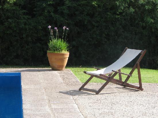 Conalbi Grinberg Casa Vinicola: Quiet pool