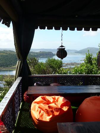 """The Phantom Forest Eco-Reserve: View from """"club house"""""""