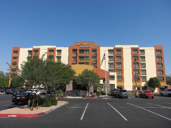 Holiday Inn Express Hotel & Suites Tempe: Aussenansicht