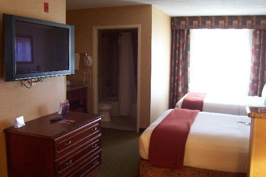 Holiday Inn Express Hotel & Suites Tempe: Suite mit zwei Queen-Betten