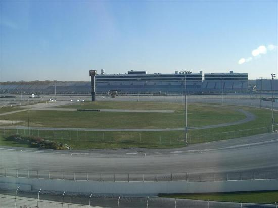 Dover Downs Hotel & Casino: View from the room