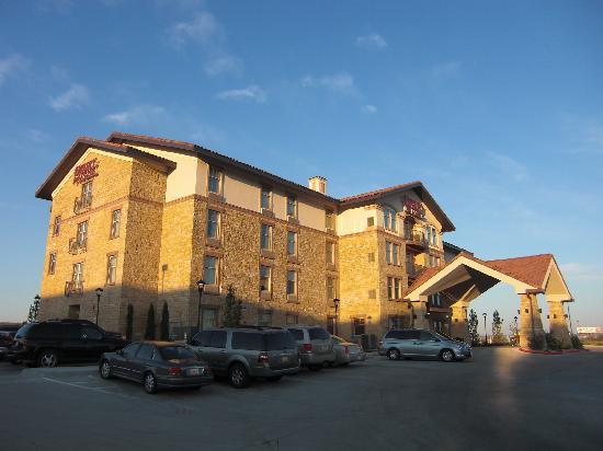 Drury Inn & Suites Las Cruces: Aussenansicht bei Sonnenaufgang