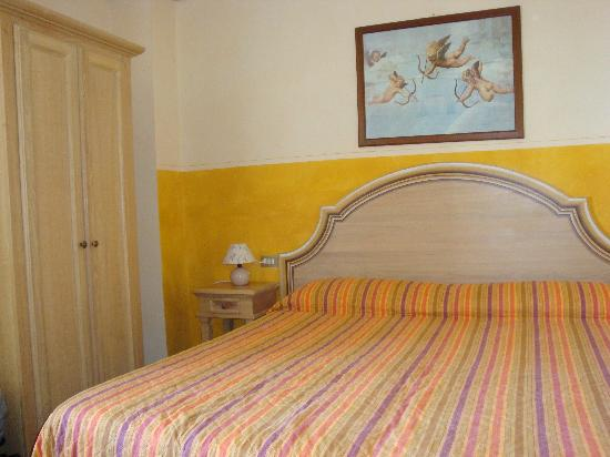 Hotel Berti: room