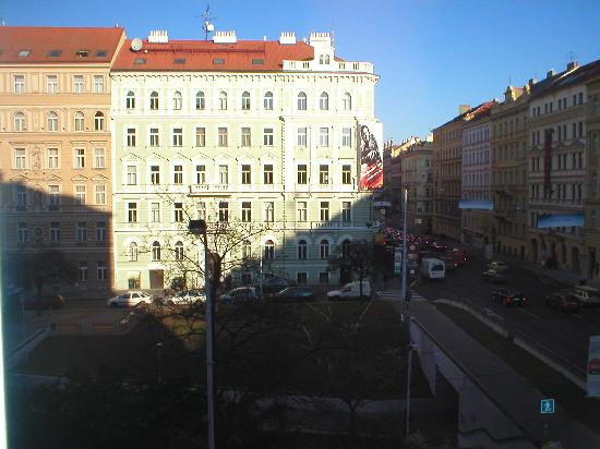 Green Garden Hotel: view from room 2006