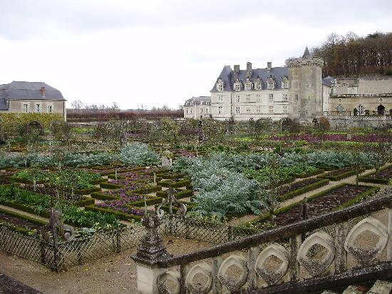 La Petite Fugue : Villandry Castle