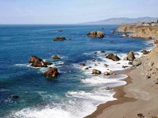 Forestville, Californien: Bodega Bay - 30 minutes from the Farmhouse