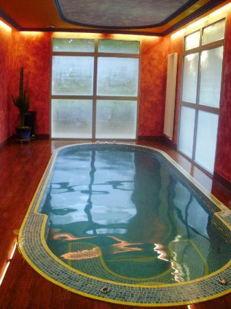 leclos  champel : La piscine