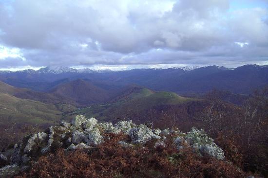 Hiriberri-Villanueva de Aezkoa, Hiszpania: miraod de mendilatz