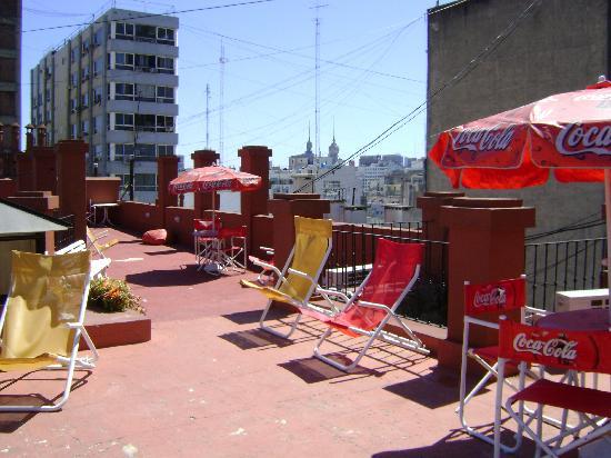 Terrazas Estoril: Terrace