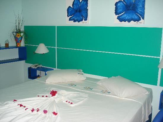Pousada Luar Das Mares: la habitación