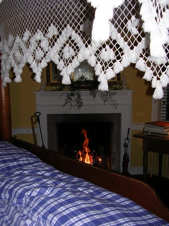 Chadds Ford, Pennsylvanie : Our cozy room