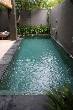 Annora Villas Seminyak: Perfect for cooling off after a hot day's adventuring