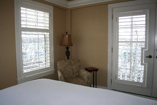 Harbour House Hotel : master bedroom