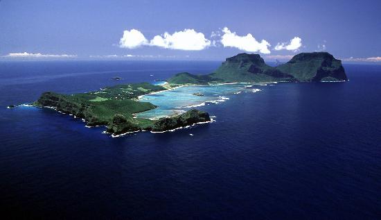 Νησί Lord Howe, Αυστραλία: Lord Howe Island, Australia