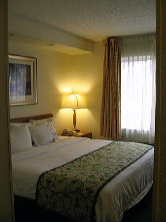 Fairfield Inn & Suites Houma: Bedroom