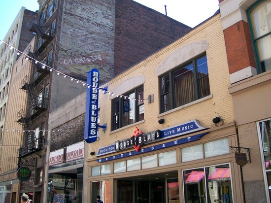 Photo of American Restaurant House of Blues at 308 Euclid Avenue, Cleveland, OH 44114, United States