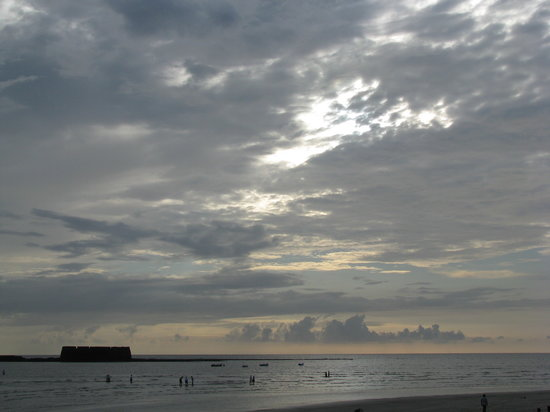 Alibaug, India: Imagine the beauty of Nature