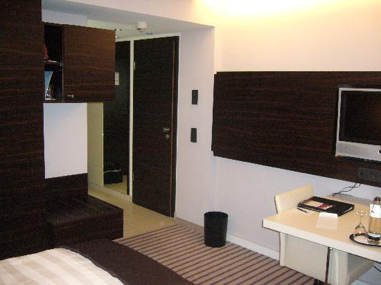 Radisson Blu Hotel Leipzig : bureau