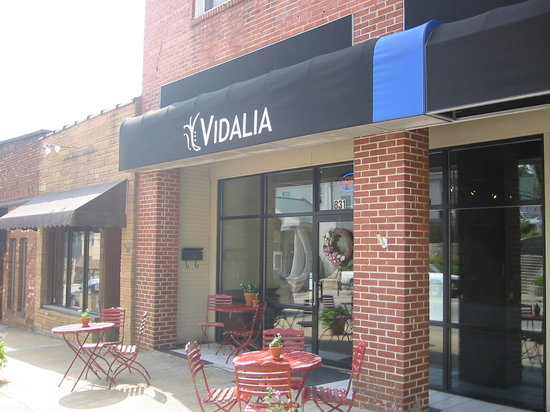 The Best Restaurant In Boone Review Of Vidalia Boone Nc