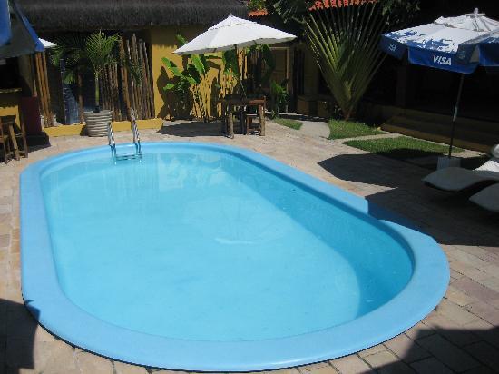 Hotel Aconchego Porto de Galinhas: Der eine pool des Hotels
