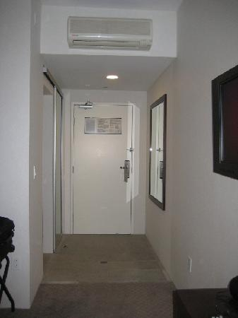 O Hotel: boutique room door