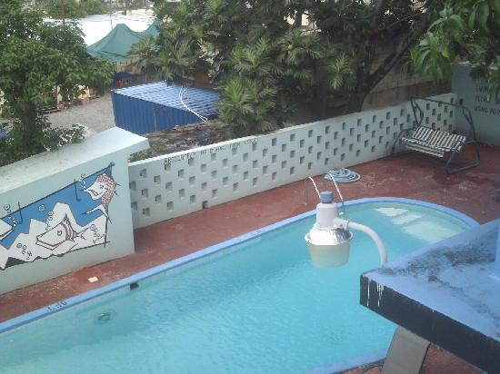 Hotel Prestige: swimming pool
