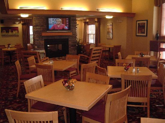Residence Inn Neptune at Gateway Centre: Breakfast Lobby
