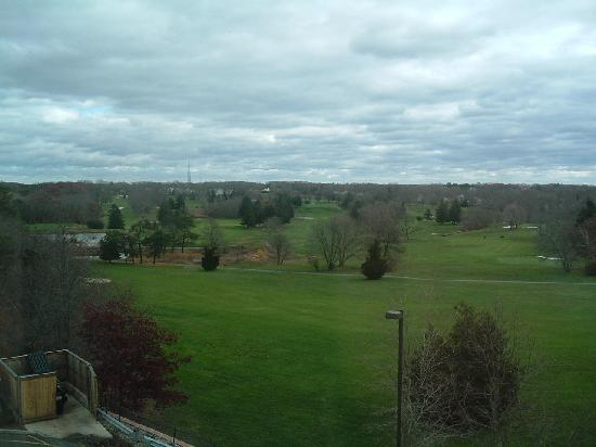 Residence Inn Neptune at Gateway Centre : Golf Course View from Room