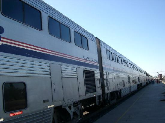 Coast Starlight: Amtrak