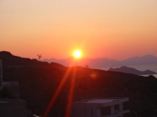 Doruk Hotel: wow,,,turgutreis sunset