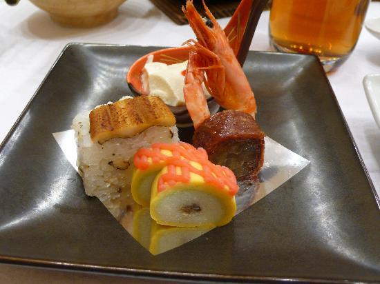 Fukuchiyama, Japan: 夕食「美味!!」