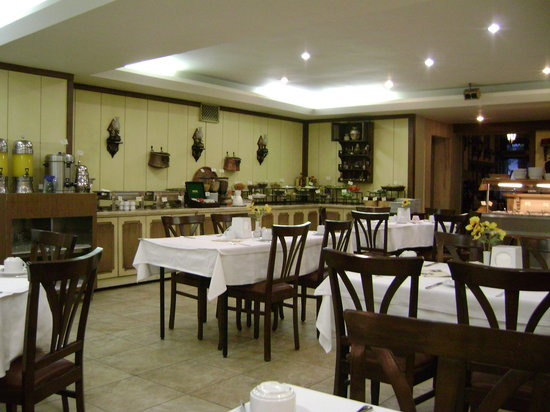 Erboy Hotel: Breakfastroom