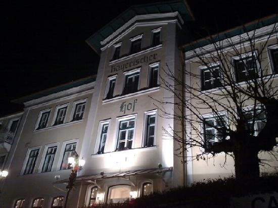 Hotel Bayerischer Hof Starnberg: Outside view