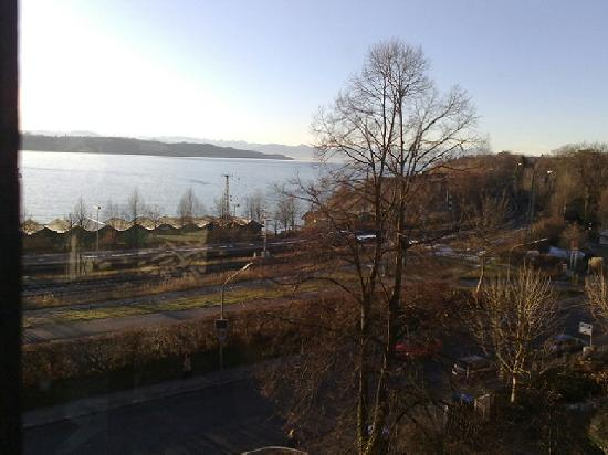 Hotel Bayerischer Hof Starnberg: View from the room#3
