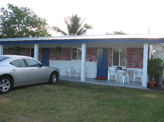 Chokoloskee, FL: Part of Parkway Motel